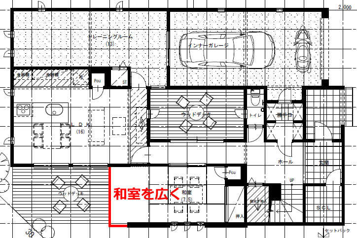 Jアーバン間取り6-1
