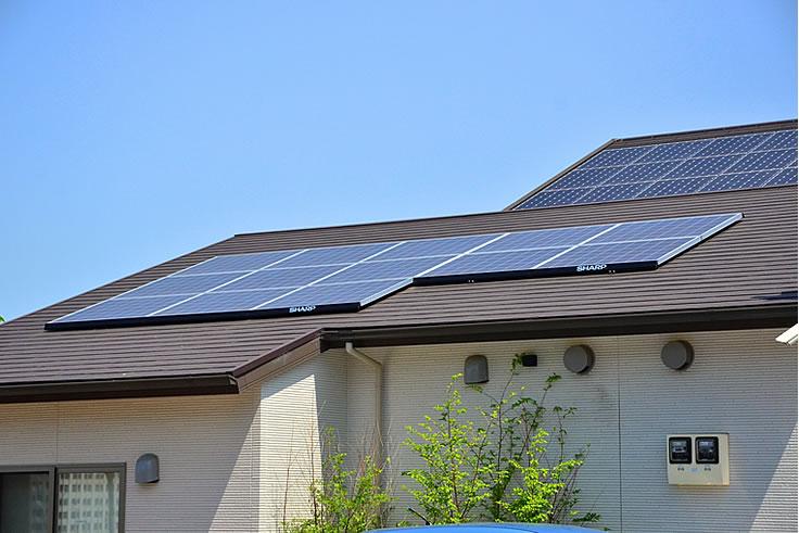 太陽光パネルの設置場所は?
