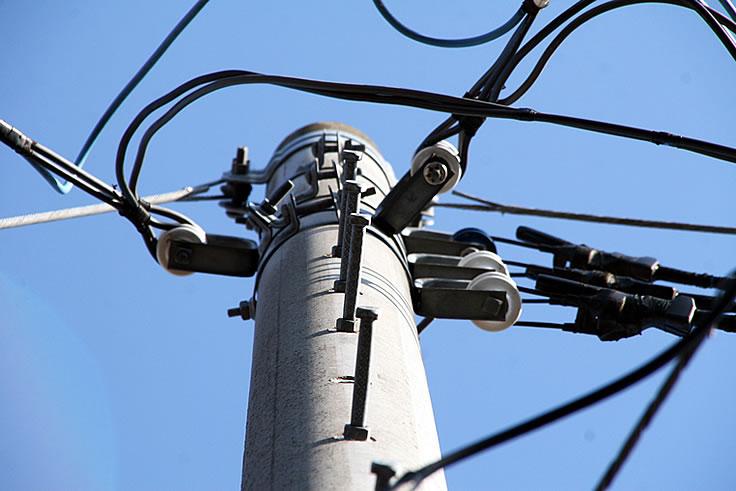 電柱の土地使用料